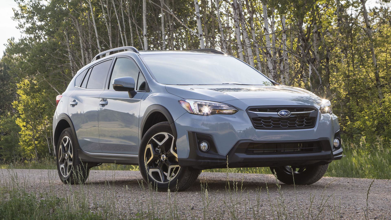 2018 subaru crosstrek first drive how the west was fun. Black Bedroom Furniture Sets. Home Design Ideas