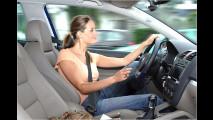 Gefährliche Autositze