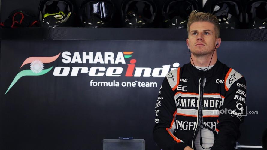 Resmi: Hulkenberg, sezon sonunda Force India'dan ayrılıyor!