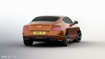 Bentley Continental GT Speed Black Edition