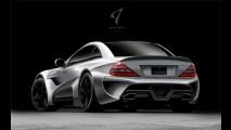 Abflug Mercedes-Benz SL R230 Platinum