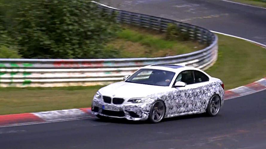 Şu anda BMW M2 CSL'e bakıyor olabiliriz