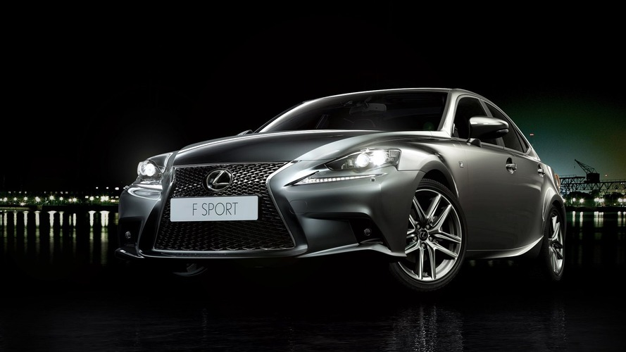 Lexus IS hits 1 million sales