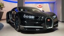 Bugatti İngiltere'de Chiron'a özel showroom açtı