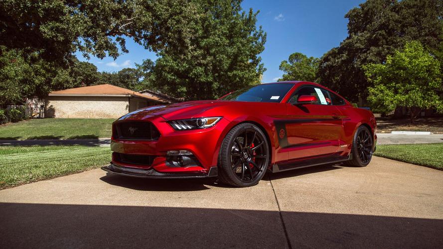 2016 Henessey Mustang etkileyici fiyatıyla eBay'de