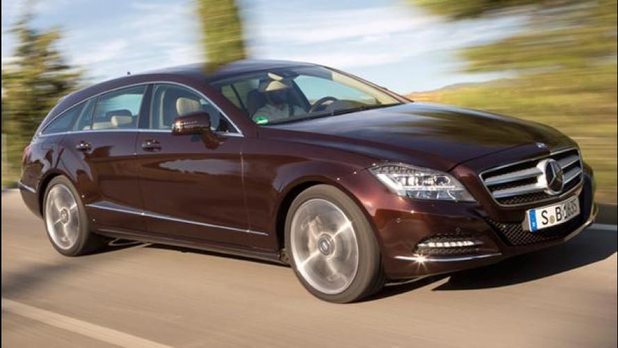 Mercedes CLS Shooting Brake, oltre la wagon c'è di più