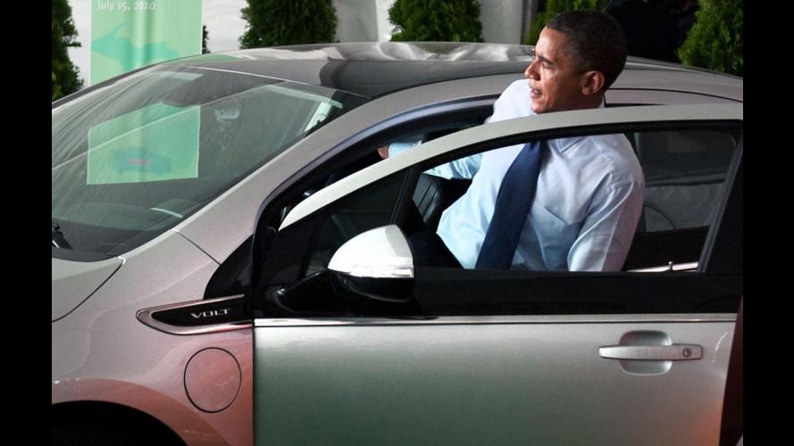 La Chevrolet Volt costa 41.000 dollari