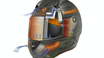 Schuberth Race helmet