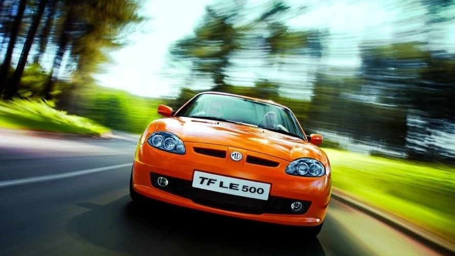 MG Coupe under development, could be based on the MG 5 - report