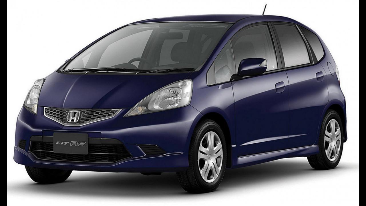 Nuova Honda FIT