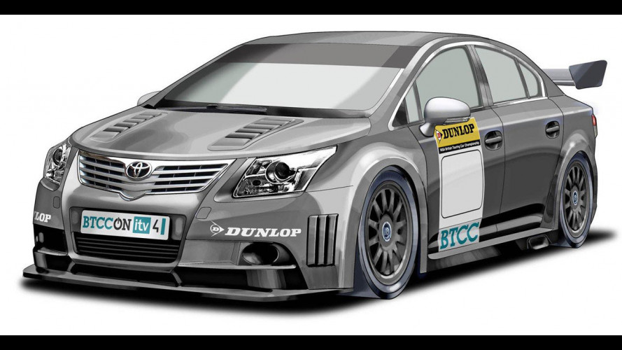 Toyota Avensis NGTC