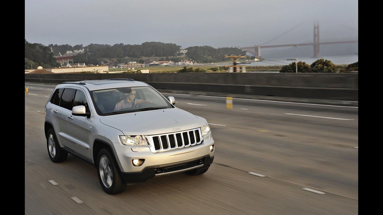 Nuovo Jeep Grand Cherokee Overland