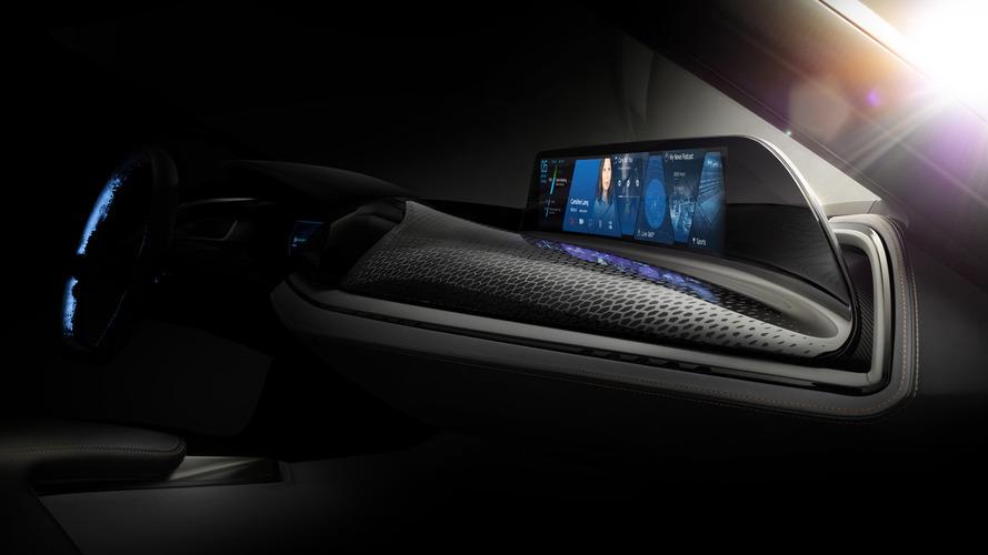 BMW Vision Car concept teased for CES