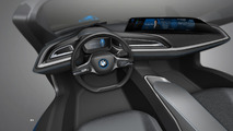 BMW live from CES with doorless i8 Vision Future Interaction