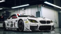 100th anniversary BMW M6 GTLM