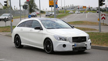 2016 Mercedes-Benz CLA Shooting Brake spy photo