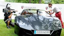 Arrinera supercar prototype - 10.6.2011