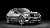 2016 Mercedes-Benz GLC Coupe render