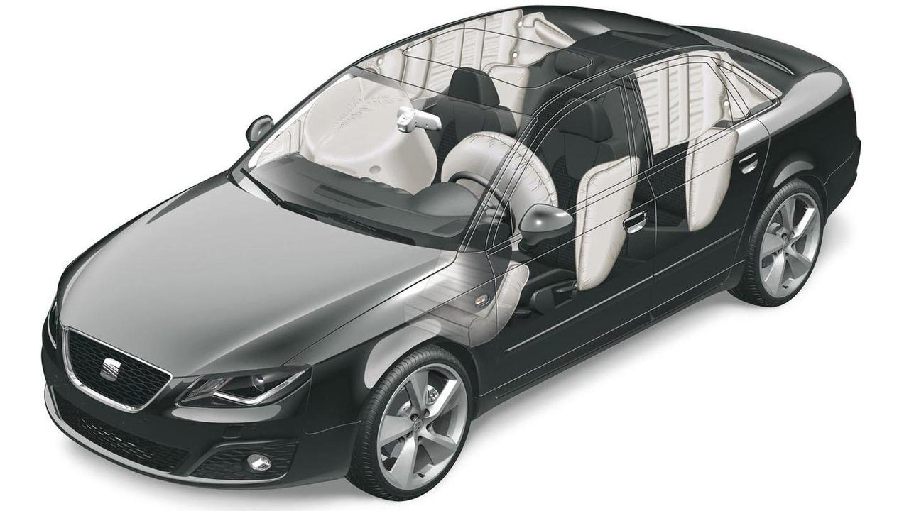 2012 SEAT Exeo facelift - 25.8.2011