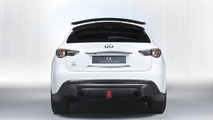 Infiniti FX50 Performance Concept by Vettel 12.09.2011
