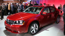 All New 2008 Dodge Avenger Unveiled at NAIAS