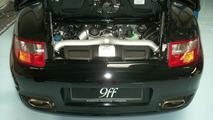 Porsche 911 Turbo (997) by 9ff