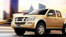 New Isuzu D-MAX Announced in Thailand
