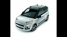 Citroen C3 Picasso Exclusive Cinema, film da viaggio