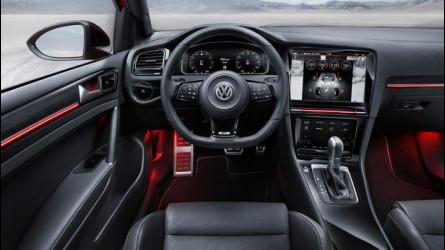Volkswagen Golf, la prova in anteprima del gesture control