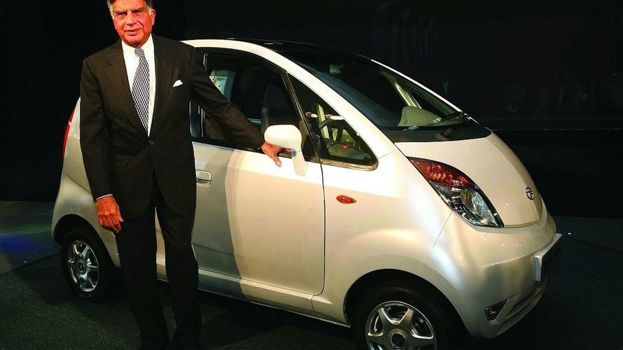 Tata Interested in Ferrari Stake
