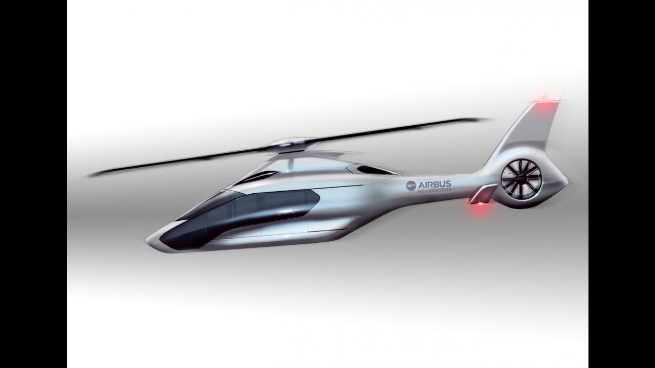 Airbus H160, l'elicottero disegnato da Peugeot