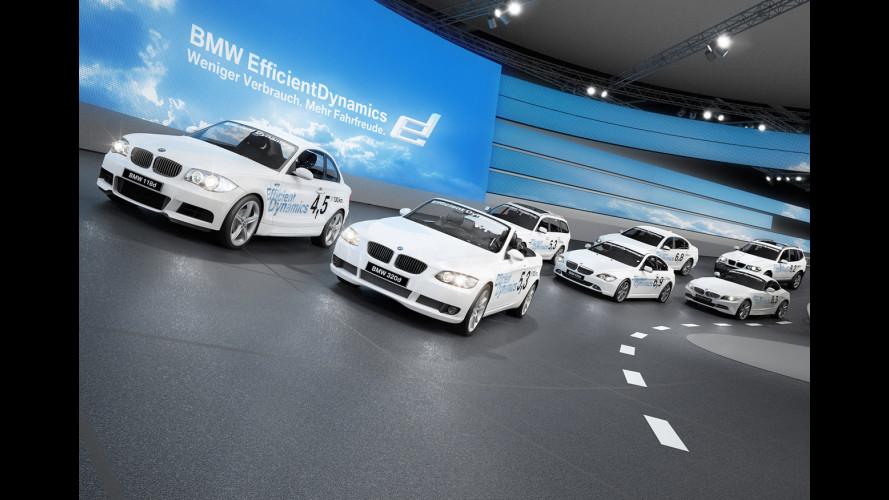 BMW scende in pista al Salone di Francoforte