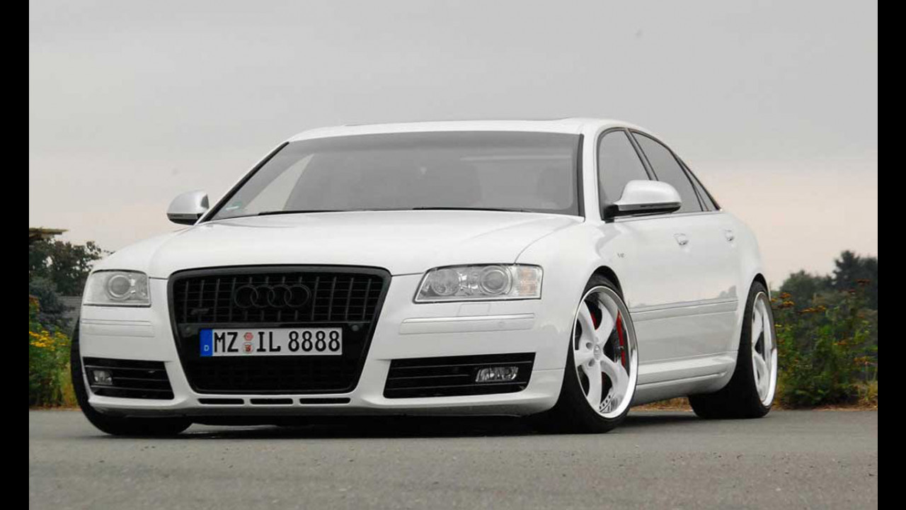 Audi S8 by Mariani