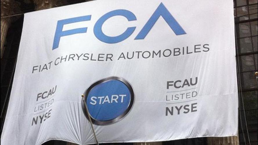 FCA, il primo giorno della Fiat americana