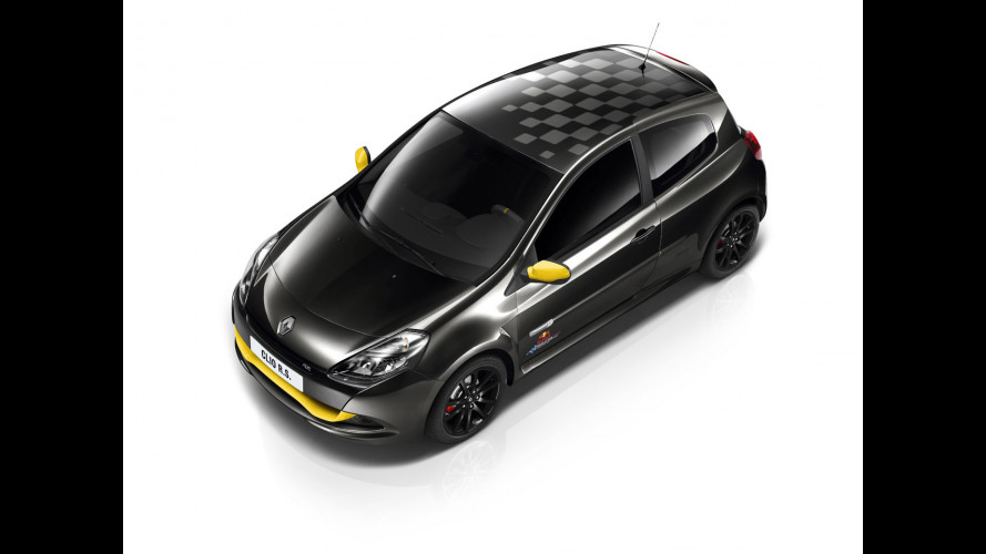 Renault Clio RS Red Bull Racing RB7