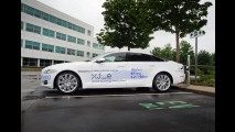 Jaguar XJ_e, nasce a Goodwood