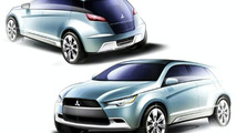 Mitsubishi Concept-cX for Frankfurt