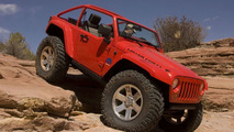 Jeep Lower Forty Concept by Mopar Underground Design
