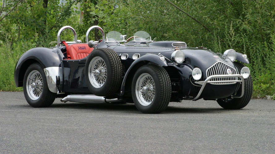 Allard J2X to return to European roads - classic revival