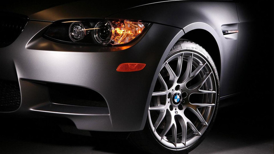 BMW M3 special edition teased for U.S. market