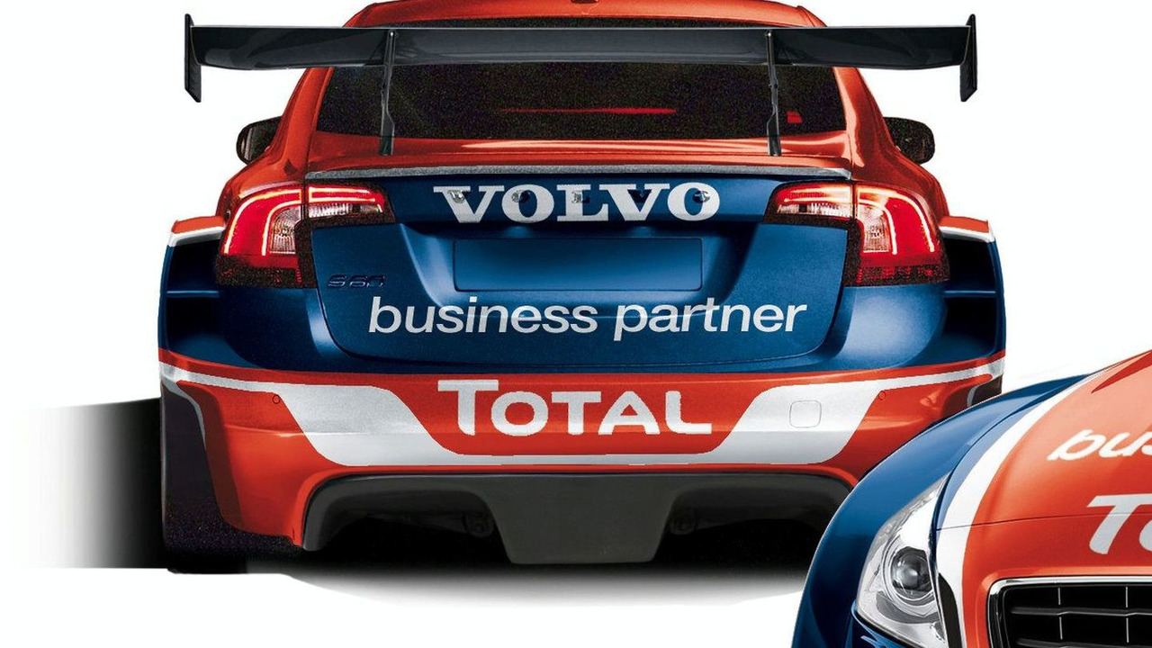 Volvo S60 first illustrations, Belgian Touring Car Series - 1265 - 2010 01.04.2010