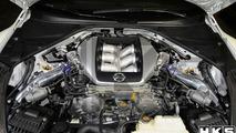 HKS R35 Nissan GT-R