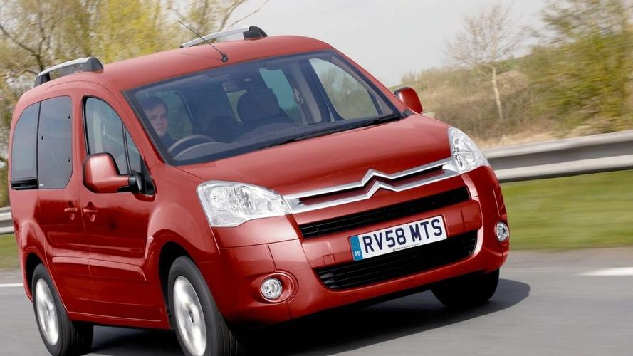 Citroen Introduces Seven-Seat Berlingo Multispace (UK)