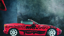 Penck (D) 1991 BMW Z1 art car - 1600