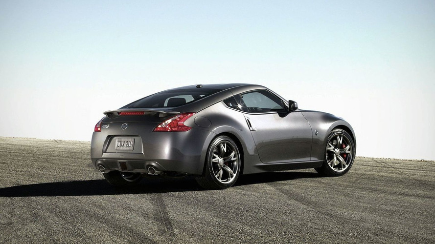 2011 Nissan 370Z 40th Anniversary Edition Prices Announced for US