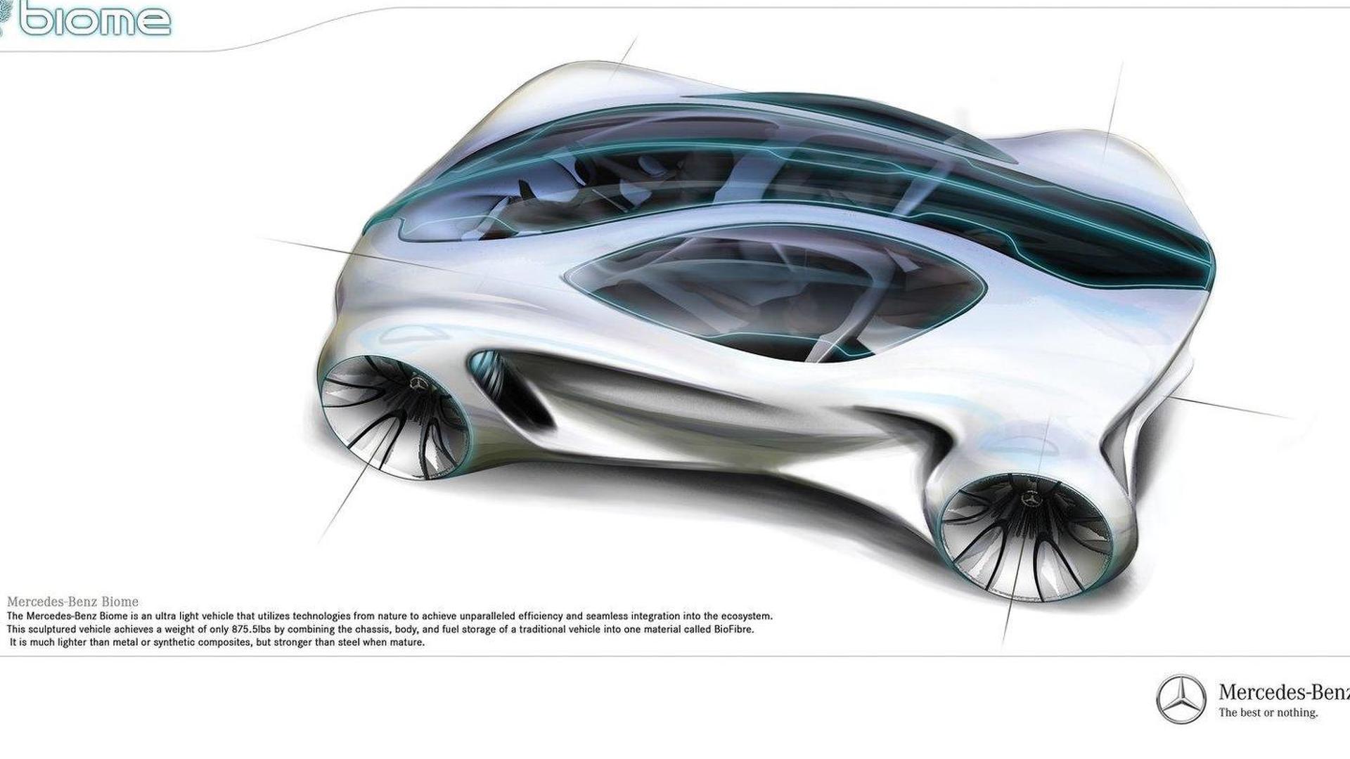 Mercedes Benz Biome Wallpaper Mercedes Benz Biome Concept Gets Built Full  Scale . Mercedes Benz Biome