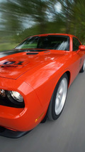 Vin Diesel Drives Eibach Challenger to Fast & Furious Film Premiere
