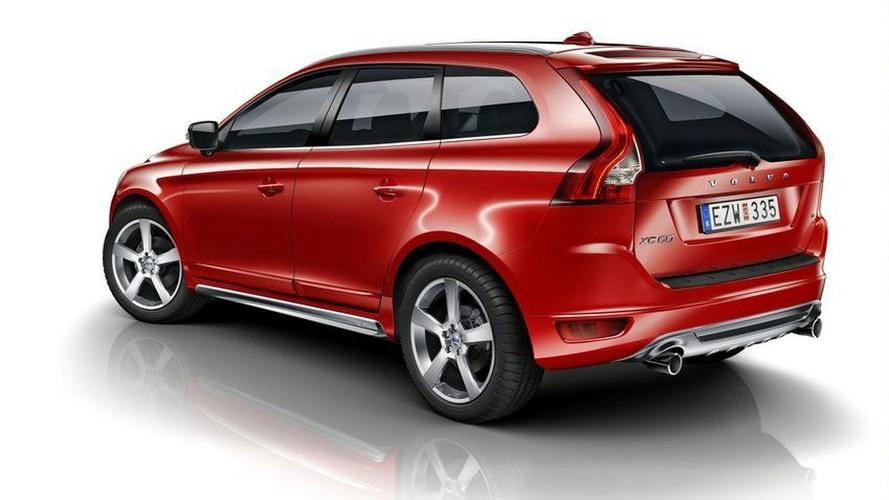 Volvo announces sporty XC60 R-Design