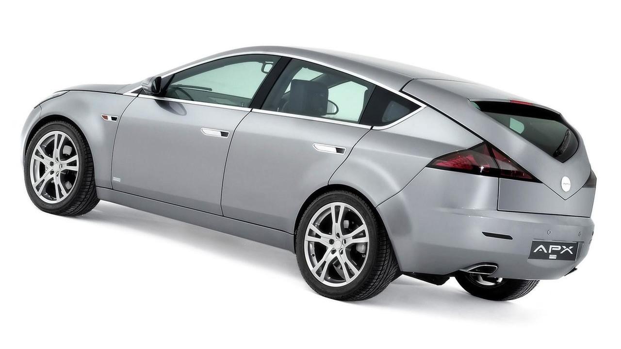 2006 Lotus APX konsepti