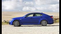 Nuova Lexus IS F